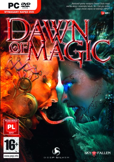Dawn of Magic Blood Magic