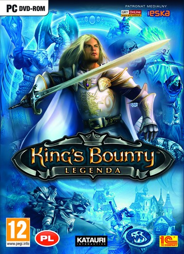 King Bounty Legenda